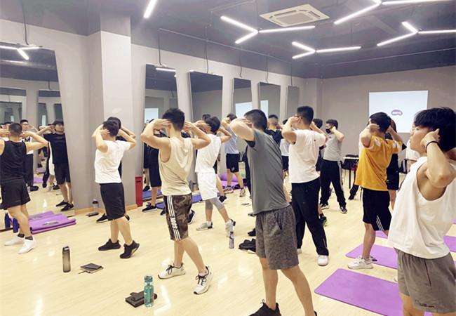 健身教练培训机构排名